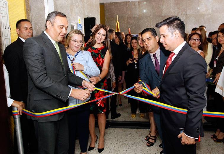 Circuito Judicial : Presidente del tsj inauguró el circuito judicial penal del estado